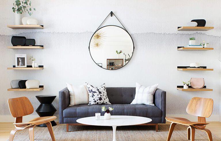 Interior image of Cuyana San Francisco