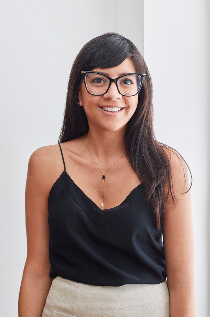 portrait of Karla Gallardo CEO Cofounder of Cuyana