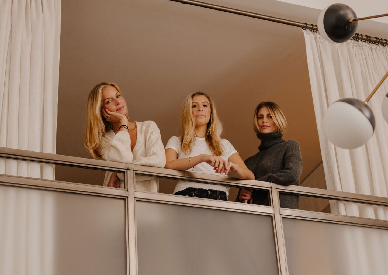 Valerie Macaulay, Meredith Melling & Molly Howard