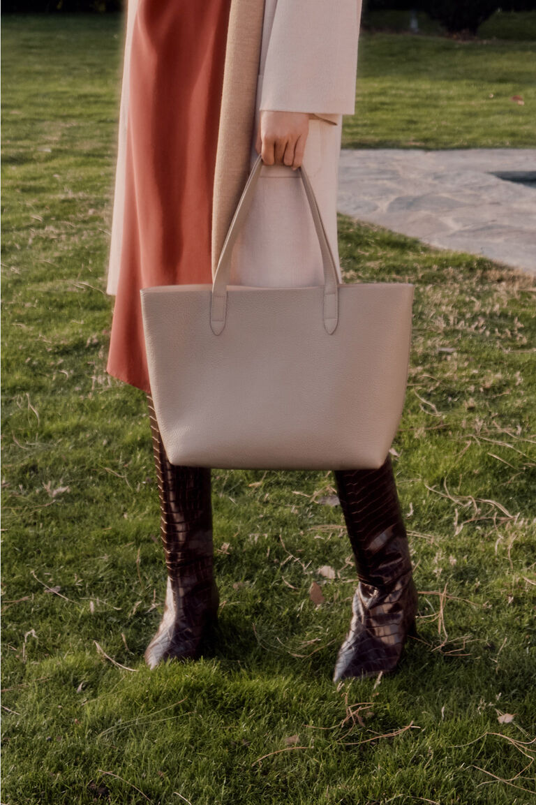 Small Structured Tote