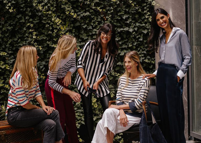 La Ligne and Cuyana Founders