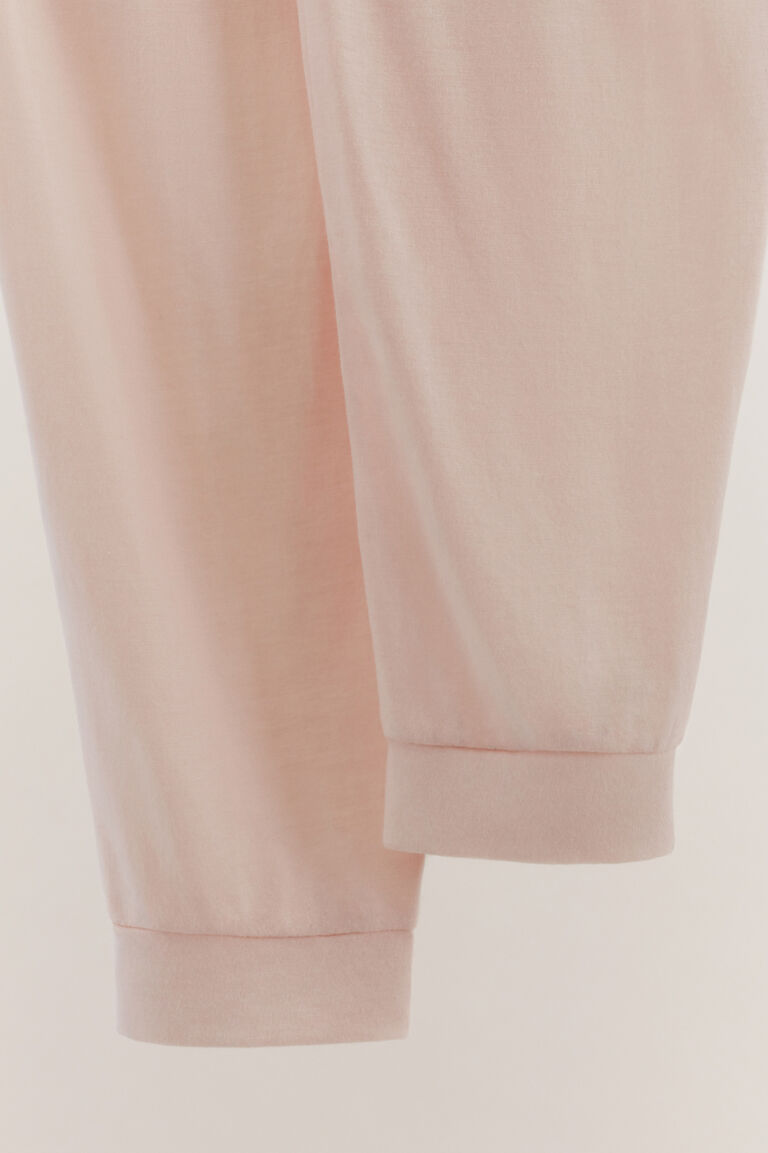 Pima Tapered Pant Detail