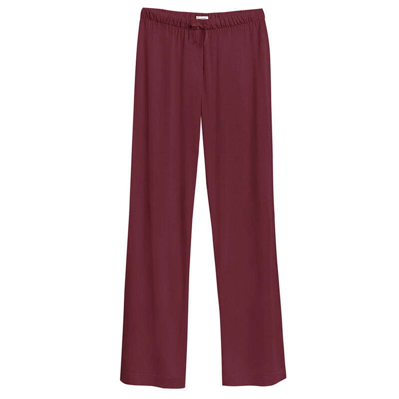 Pima Classic Pant in Berry