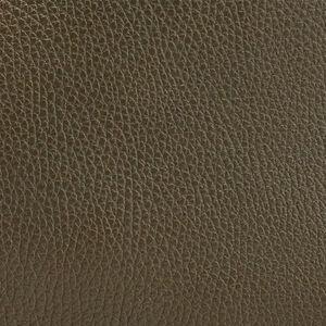 Classic Leather Zipper Tote, Dark Olive, mono-swatch