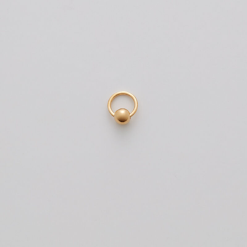 Sphere Embellishment (Single) in Gold