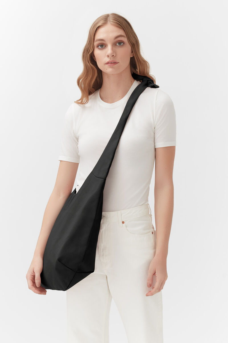 Zero Waste Shopper Black