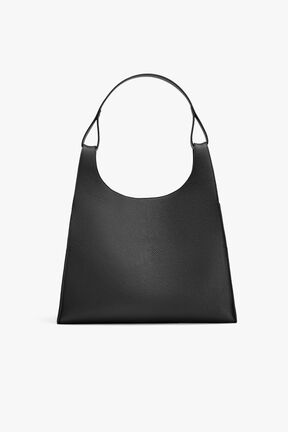 Oversized Double Loop Bag