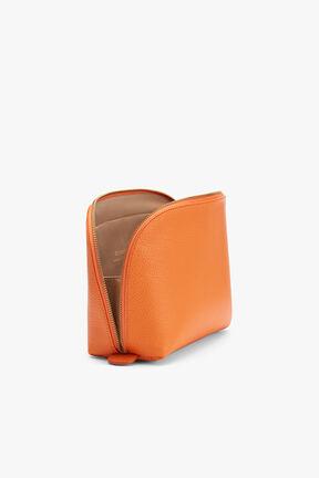 Leather Travel Case Set, Orange (Limited Edition), plp