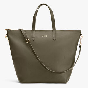 Oversized Carryall Tote