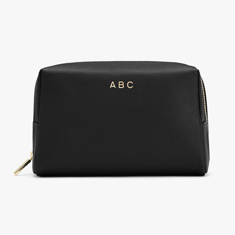 Vanity Case in Black