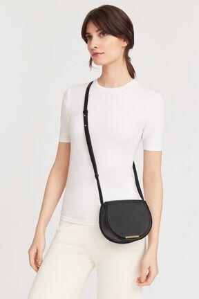 Mini Saddle Bag, Black, plp