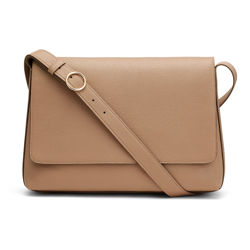 Messenger Bag 13-inch in Cappuccino
