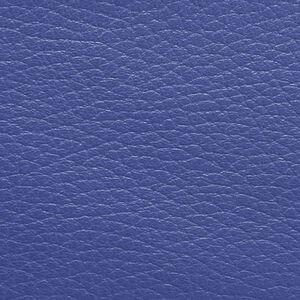 Leather Travel Case Set, Sapphire, mono-swatch