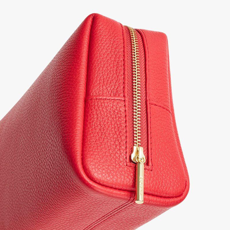 Vanity Case in Red