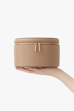 Leather Wellness Case