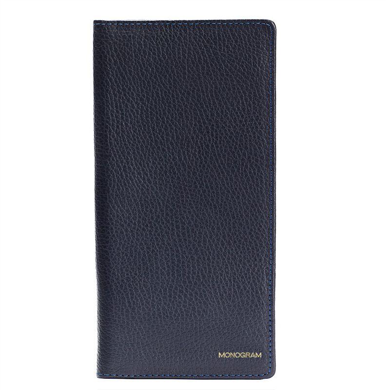 Classic Passport Case in Navy