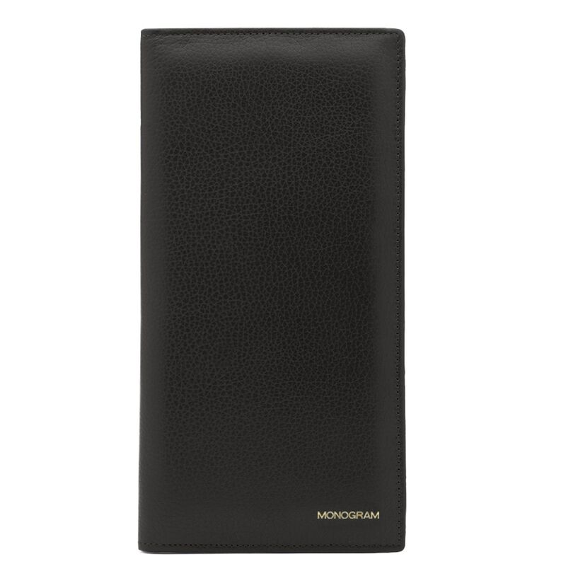 Classic Passport Case in Black