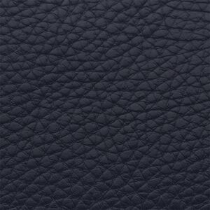 Leather Jewelry Case, Navy, mono-swatch