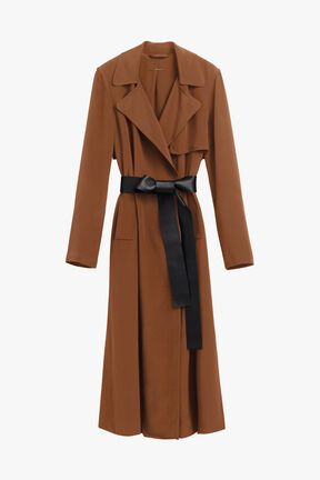 Silk Classic Trench