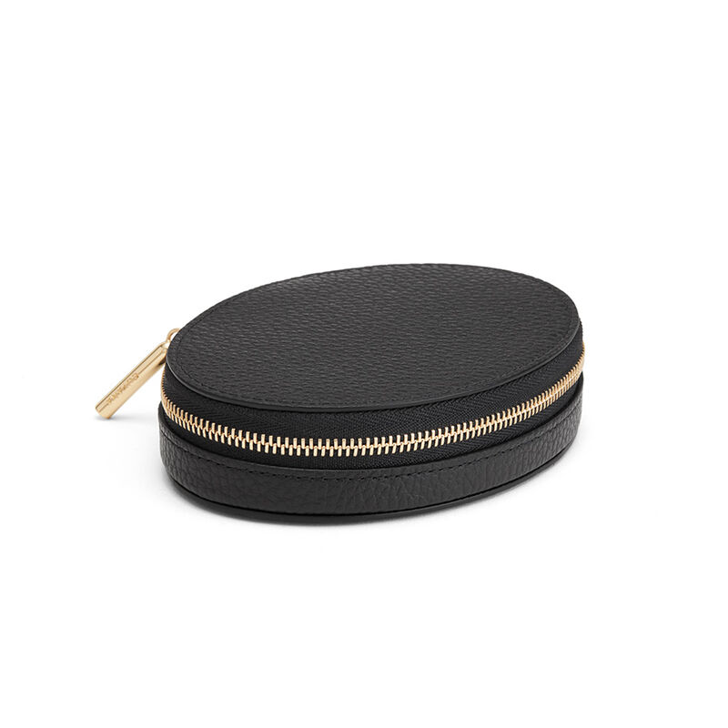 Travel Jewelry Case Black