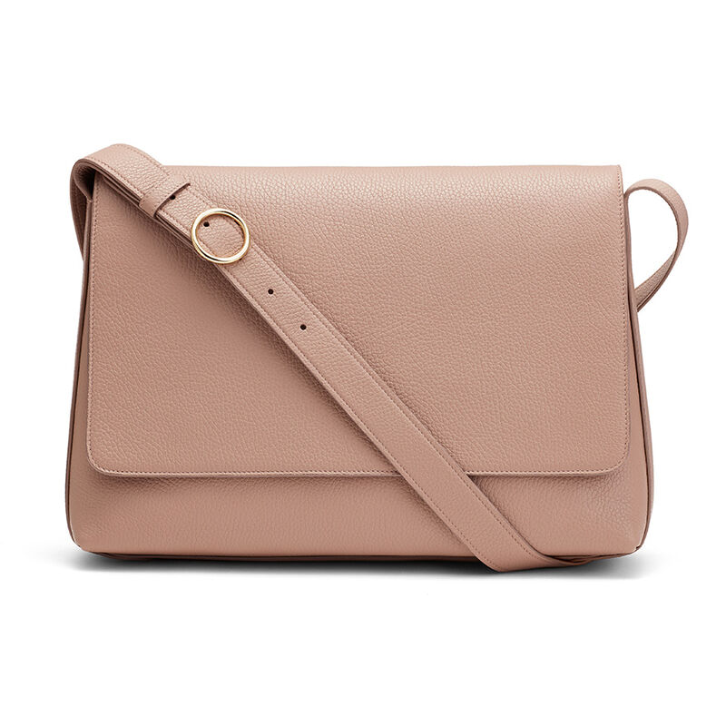 Messenger Bag 13-inch in Soft Rose
