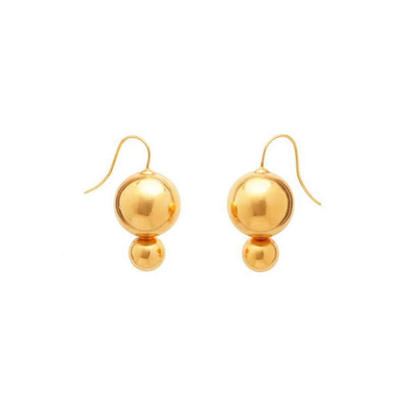 Marisol Earrings in Gold