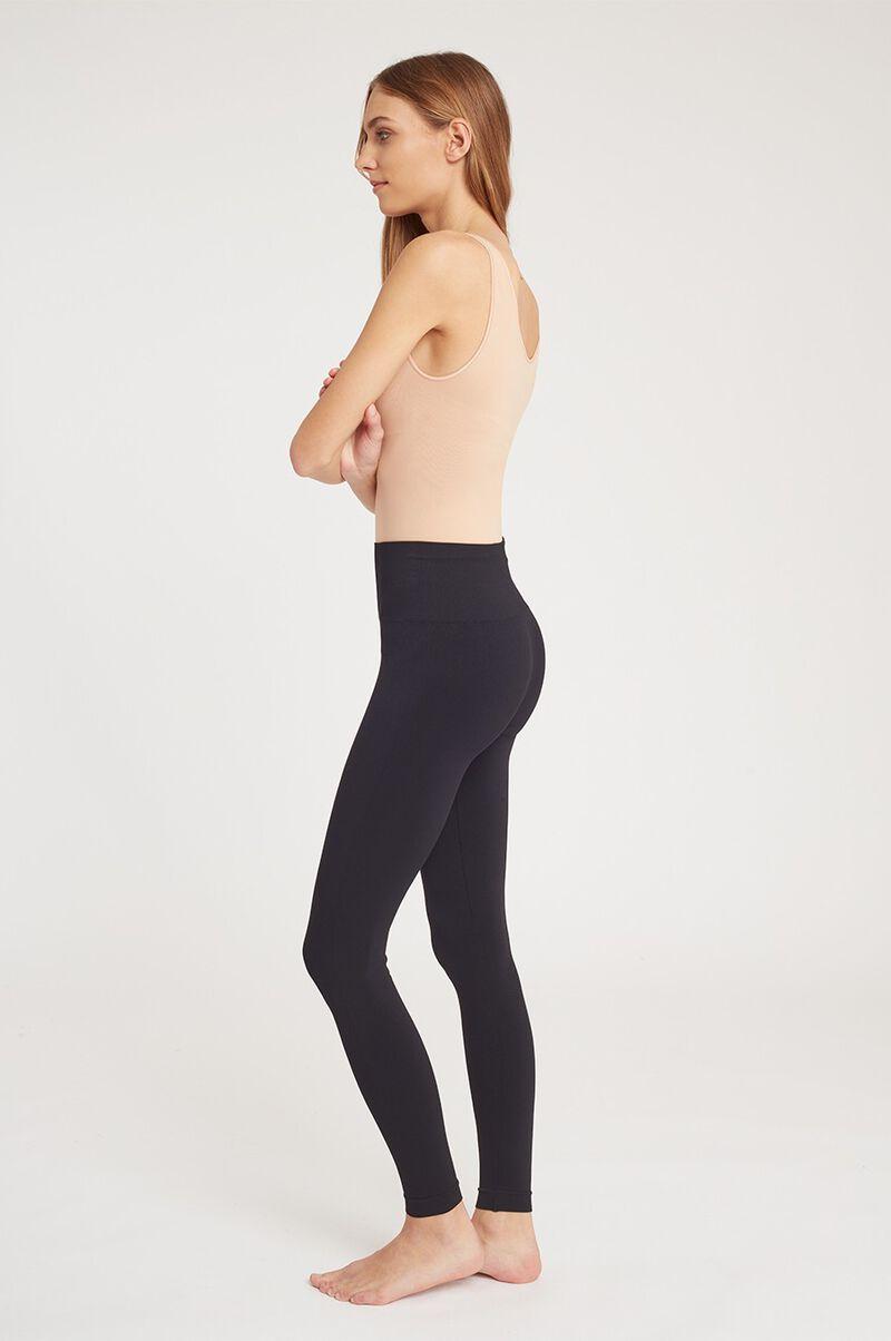 Seamless Leggings in Black