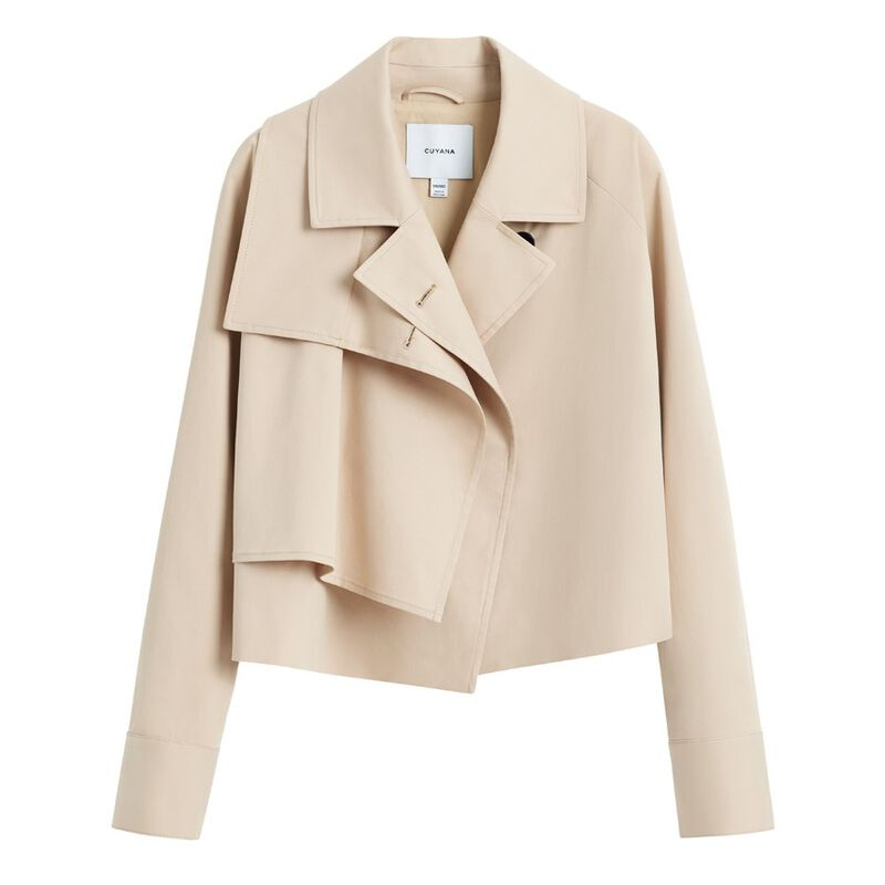 Cropped Trench in Dune