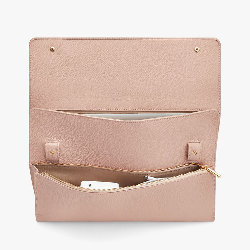 Tech Carryall in Soft Rose