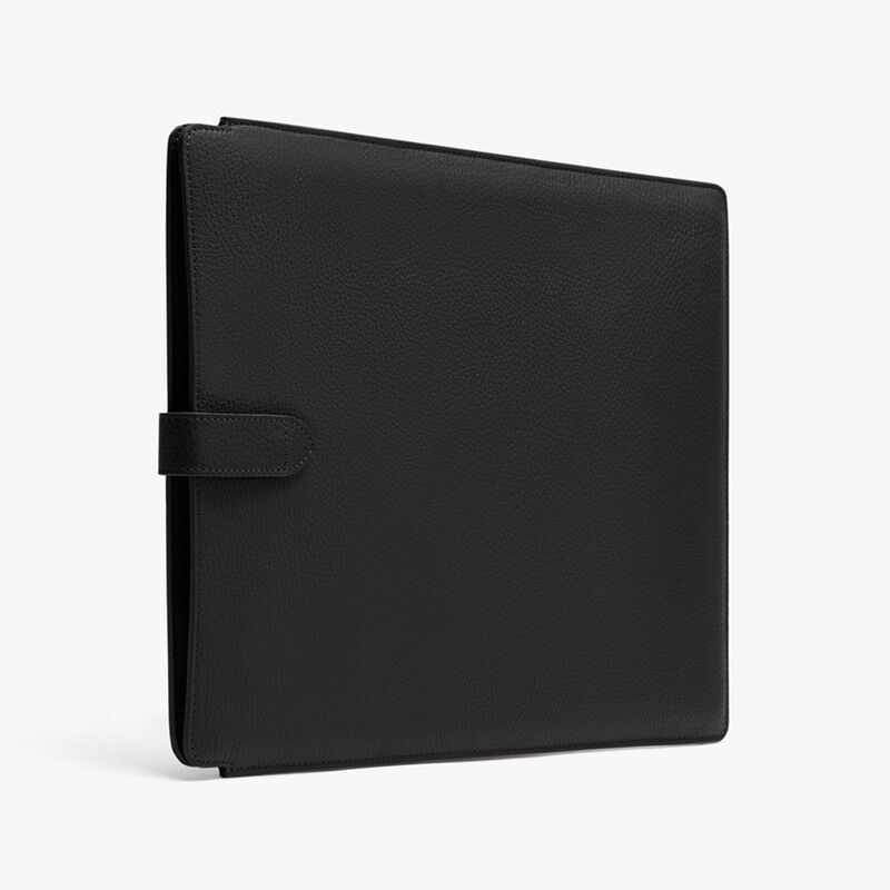 Leather Laptop Sleeve 16-inch in Black