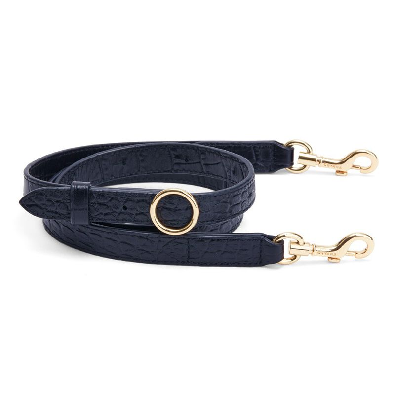 Adjustable Strap in Navy