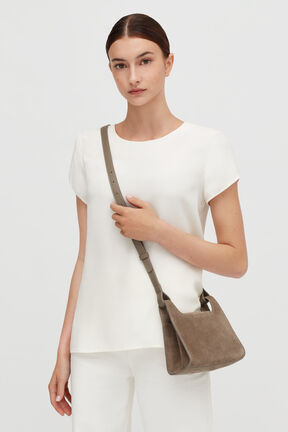 Mini Double Loop Bag, Taupe (Limited Edition), plp
