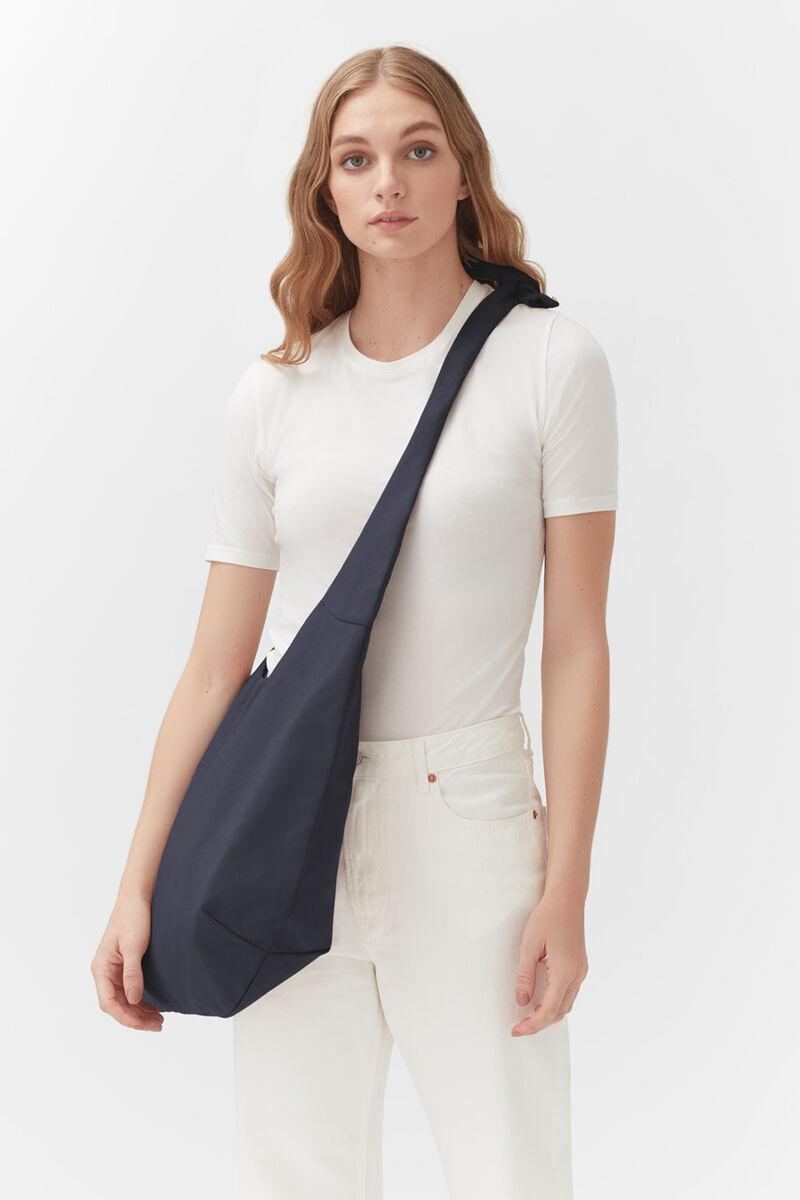 Zero Waste Shopping Bag in Navy