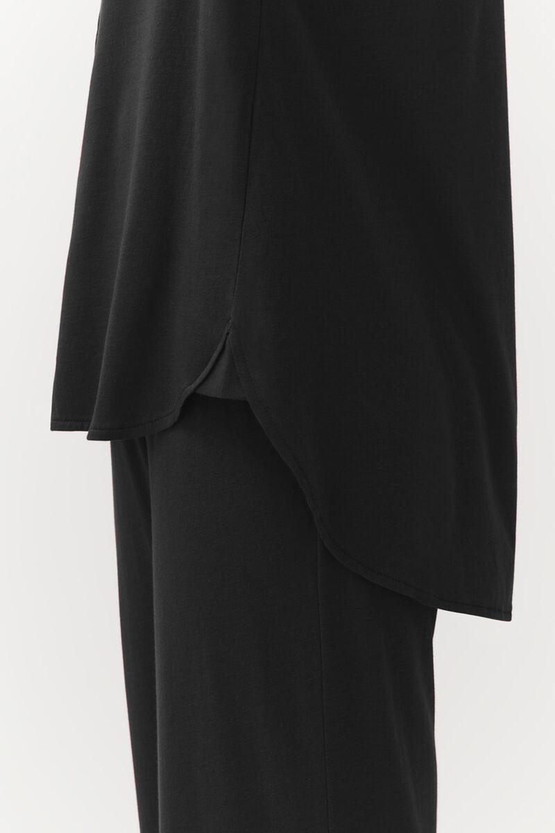 Pima Shirt in Black