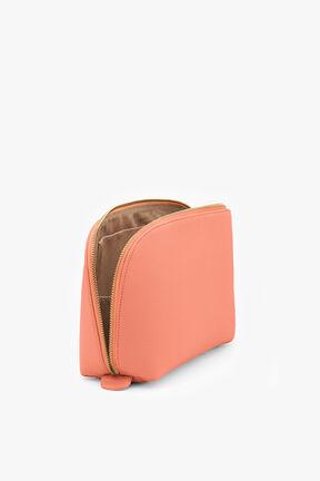 Leather Travel Case Set, Passion Fruit, plp