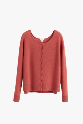Single-Origin Cashmere Cardigan