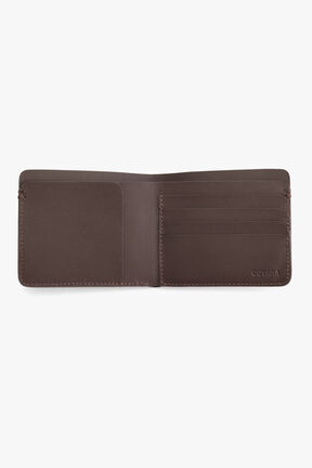 Men's Leather Folding Wallet