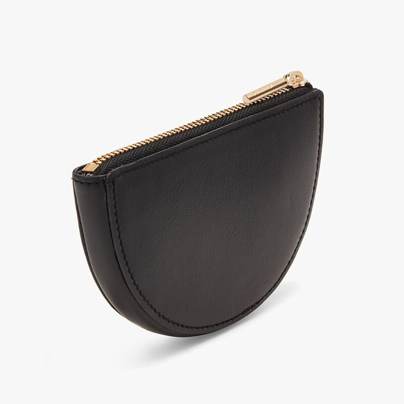 Half-Moon Pouch in Black