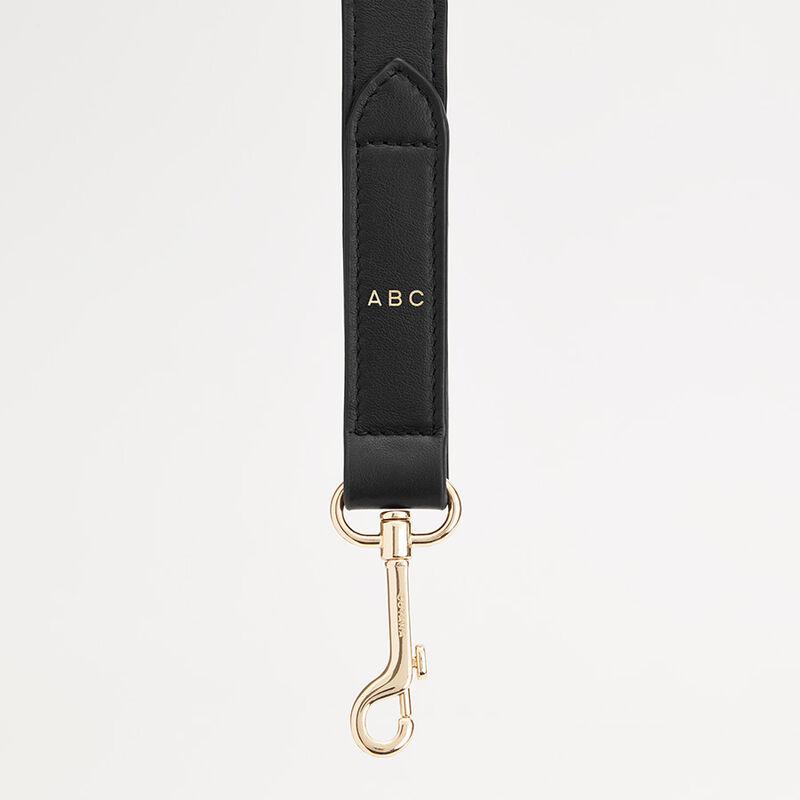 Triple Zipper Overnight in Navy/Black