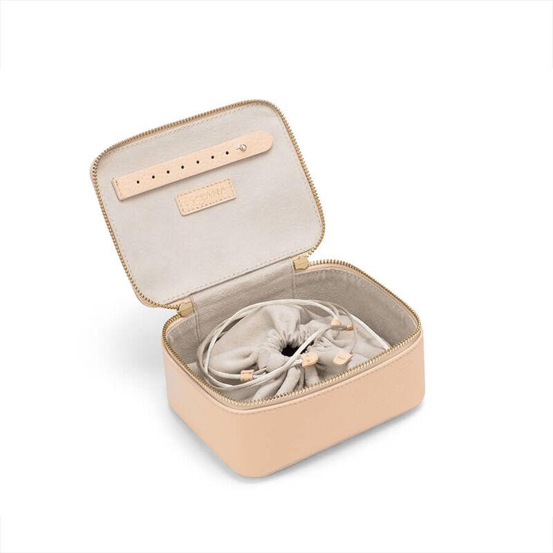 Mini Jewelry Case in Blush