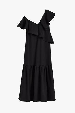 Maxi Flounce Dress