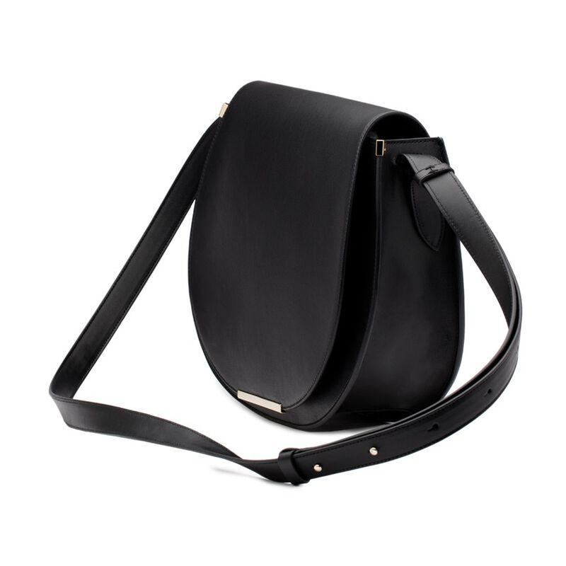 Saddle Bag in Black