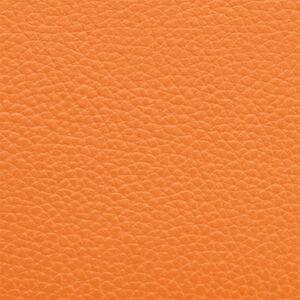 Leather Travel Case Set, Orange (Limited Edition), mono-swatch