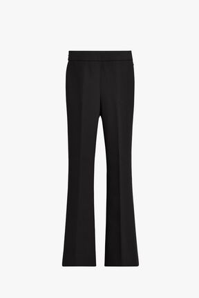 Cotton Twill Flared Pant