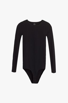 Seamless Long Sleeve Bodysuit