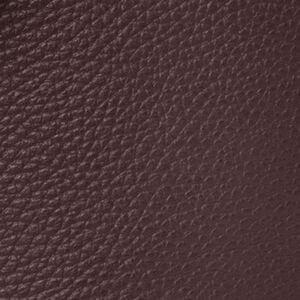 Medium Leather Zipper Pouch