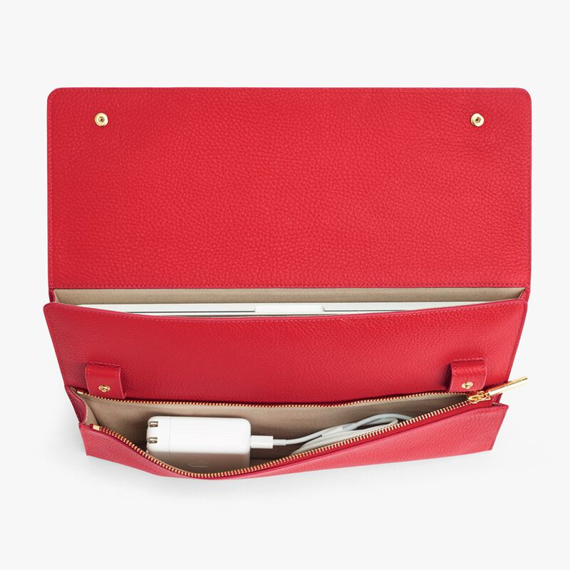 Tech Carryall 15-16-inch in Red