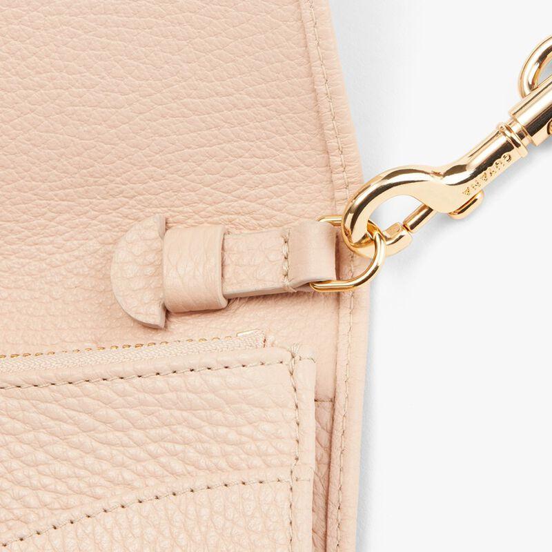 Convertible Clutch in Blush