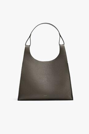 Oversized Double Loop Bag