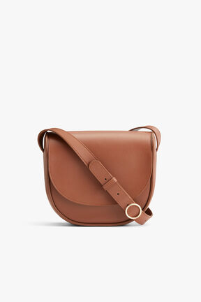 Modern Saddle Bag